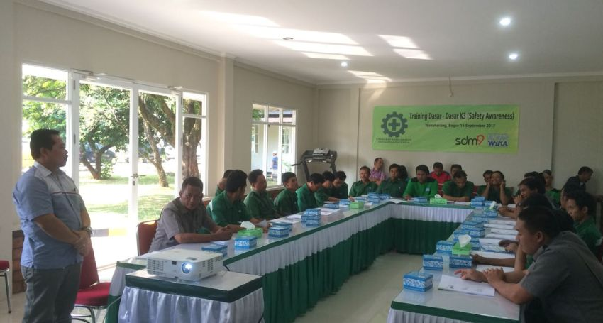Gallery & Events Training K3 (Safety Awareness) 3 3