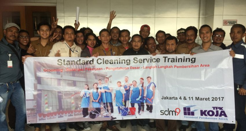 Gallery & Events Training Cleaning Service 9 img_7834